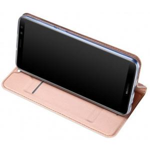 Etui DuxDucis SkinPro Huawei Mate 10 Lite Rose + Szkło
