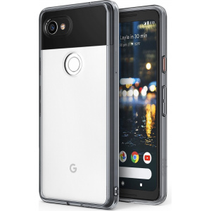 Etui Ringke Fusion Google Pixel 2 XL Smoke Black