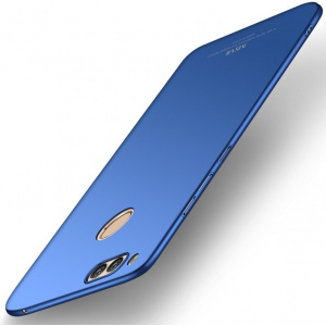 Etui MSVII Huawei Honor 7X Blue + Szkło