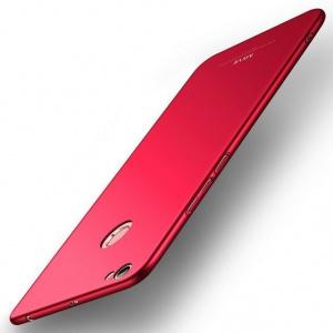 Etui MSVII Xiaomi Redmi Note 5A Prime Red + Szkło