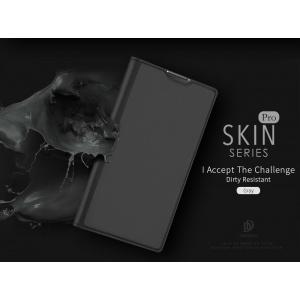 Etui DuxDucis SkinPro Xperia L2 Gray + Szkło