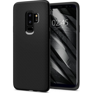 Etui Spigen Liquid Air Armor Samsung Galaxy S9 Plus Black