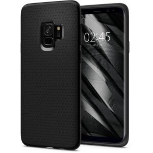 Etui Spigen Liquid Air Armor Samsung Galaxy S9 Black
