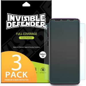 Folia Ringke Invisible Defender Samsung Galaxy S9 Full Cover