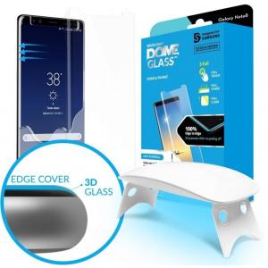 Szkło hartowane z klejem UV Whitestone Dome Samsung Galaxy S8