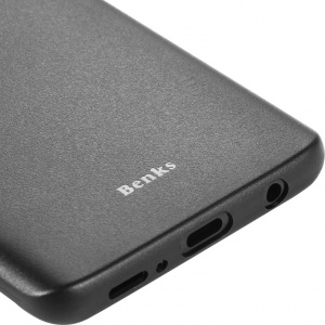 Etui Benks Lollipop 0.4mm Galaxy S9 Solid Black