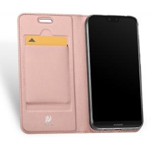 Etui DuxDucis SkinPro Huawei P20 Lite Rose Gold