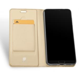 Etui DuxDucis SkinPro Huawei P20 Gold