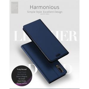 Etui DuxDucis SkinPro Huawei P20 Blue