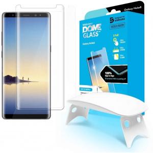 Szkło hartowane z klejem UV Whitestone Dome Glass Samsung Galaxy Note 8