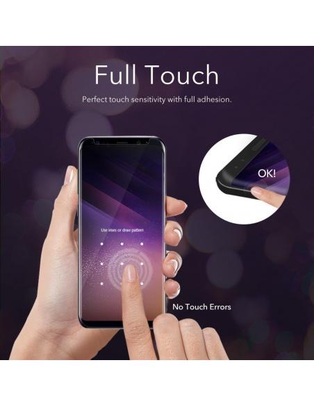 Zestaw naprawczy Whitestone Dome Glass Samsung Galaxy S9 Plus