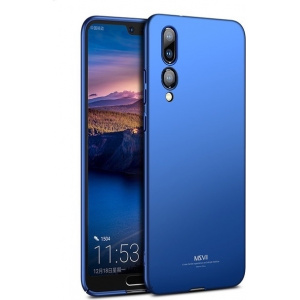 Etui MSVII Huawei P20 Pro Blue
