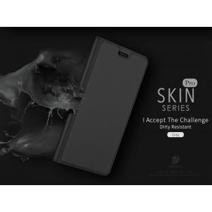 Etui DuxDucis SkinPro Xperia XZ2 Gray