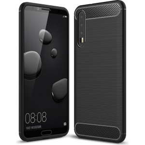 Etui HS Case SOLID TPU Huawei P20 Pro Black
