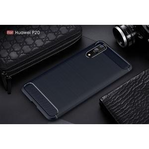 Etui HS Case SOLID TPU Huawei P20 Black