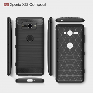 Etui HS Case SOLID TPU Sony Xperia XZ2 Compact