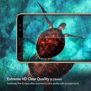 Zestaw szkieł hartowanych Ringke ID Glass Samsung Galaxy A8 2018 0.33mm 3 Pack
