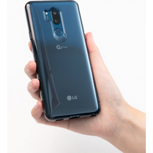 Etui Ringke Air LG G7 ThinQ Smoke Black