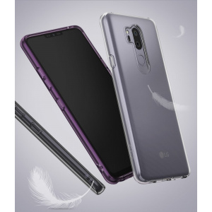 Etui Ringke Air LG G7 ThinQ Orchid Purple