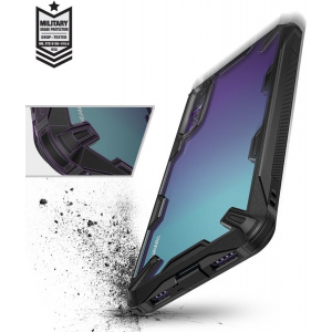 Etui Ringke Fusion-X Huawei P20 Pro Black