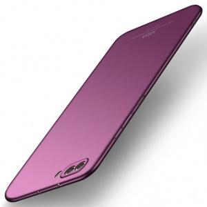 Etui MSVII Huawei Honor 10 Purple + Szkło