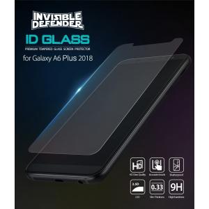 Zestaw szkieł hartowanych Ringke ID Glass Samsung Galaxy A6 Plus 2018 0.33mm 3 Pack