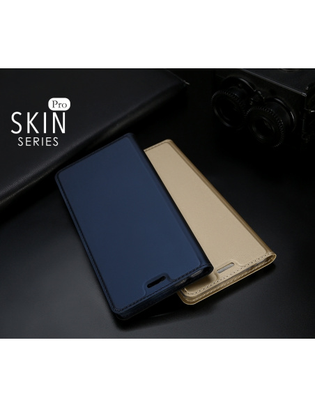 Etui DuxDucis SkinPro Nokia 7 Plus Blue + Szkło