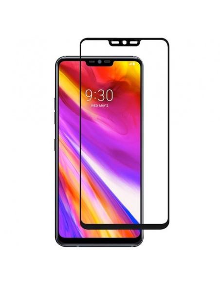 Szkło hartowane Home Screen Glass LG G7 ThinQ 3D Full Cover Black