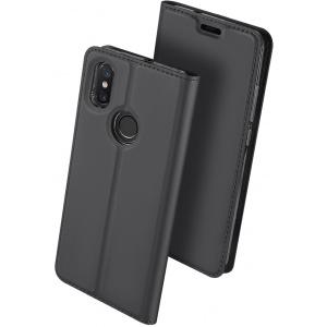 Etui DuxDucis SkinPro Xiaomi Mi8 Gray + Szkło