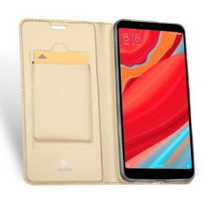 Etui DuxDucis SkinPro Xiaomi Redmi S2 Gold + Szkło