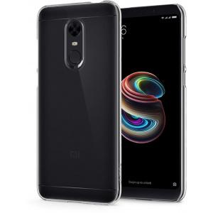 Etui Spigen Thin Fit Crystal Xiaomi Redmi 5 Plus Clear