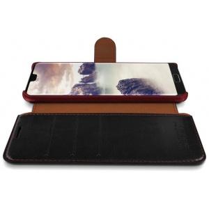 Etui VRS Design Layered Dandy Huawei P20 Pro Black