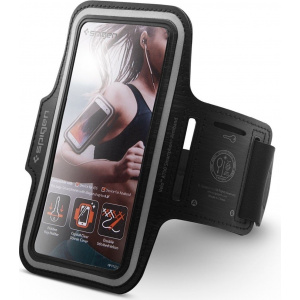 "Etui opaska na ramie Spigen Velo A700 Sports Armband 6"" Black"
