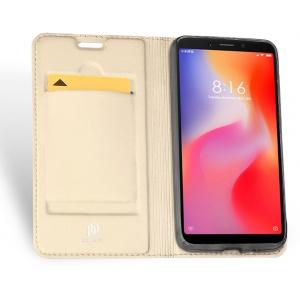 Etui DuxDucis SkinPro Xiaomi Redmi 6 Gold