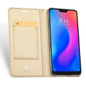Etui DuxDucis SkinPro Xiaomi Redmi 6 Pro Gold