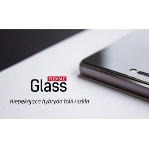 Szkło Hybrydowe 3mk Flexible Glass Samsung Galaxy A6 Plus 2018