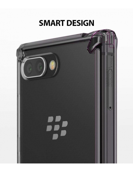 Etui Ringke Fusion Blackberry Key2 Clear