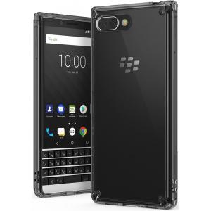Etui Ringke Fusion Blackberry Key2 Smoke Black