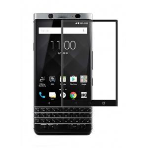Home Screen Glass BlackBerry Key2 3D Full Cover Black