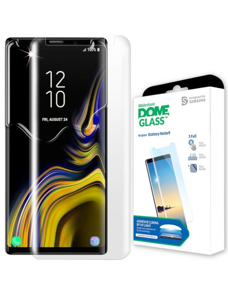 Zestaw naprawczy Whitestone Dome Glass Samsung Galaxy Note 9