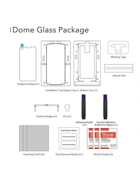 Zestaw naprawczy Whitestone Dome Glass Samsung Galaxy Note 9