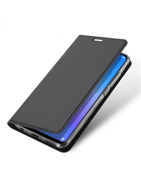 Etui DuxDucis SkinPro Huawei P Smart+ [Plus] Gray + Szkło