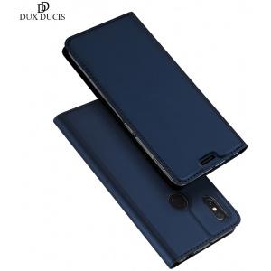 Etui DuxDucis SkinPro Xiaomi Mi Max 3 Blue + Szkło