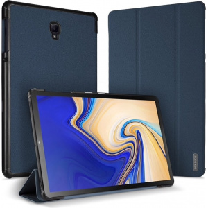 Etui DuxDucis SkinPro Samsung Galaxy Tab S4 10.5 Blue + Szkło