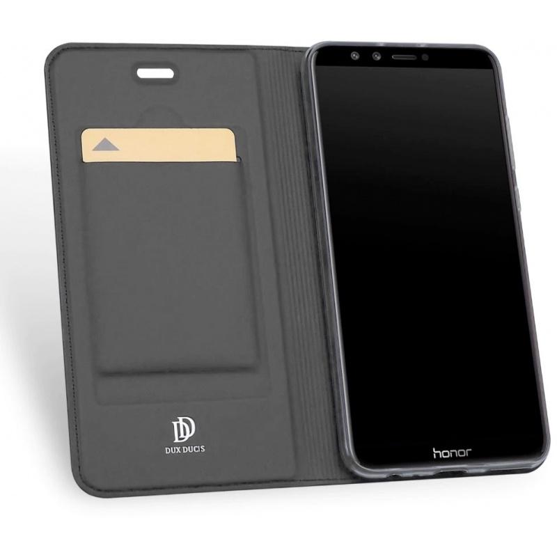 Etui DuxDucis SkinPro Huawei Honor Note 10 Gray + Szkło