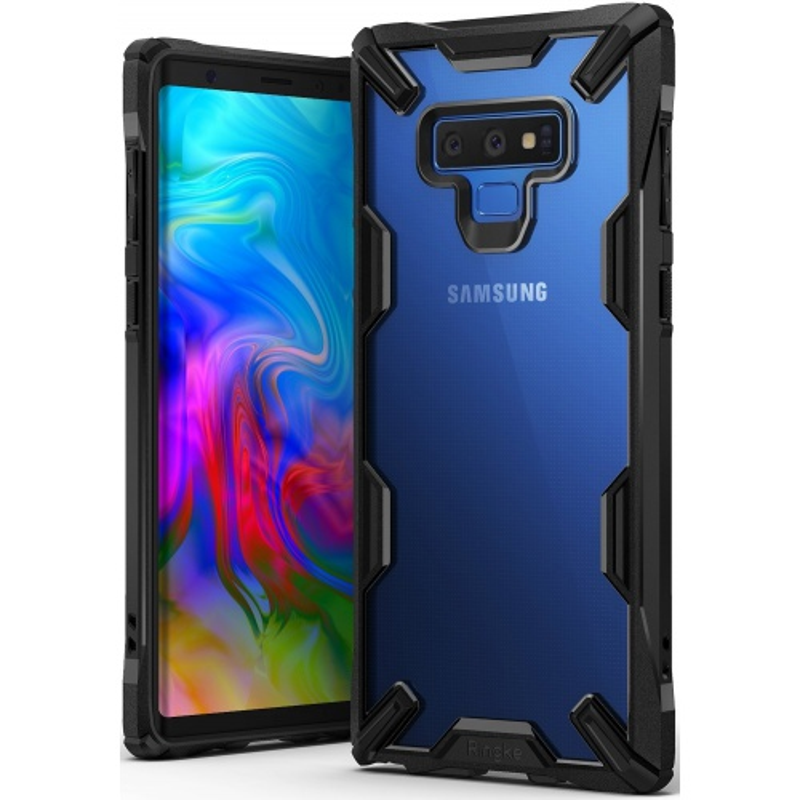 Ringke Fusion-X Samsung Galaxy Note 9 Black