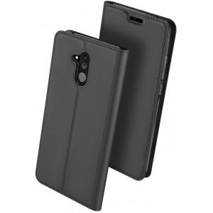 Etui DuxDucis SkinPro Huawei Mate 20 Lite Gray + Szkło