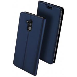 Etui DuxDucis SkinPro Huawei Mate 20 Lite Blue + Szkło