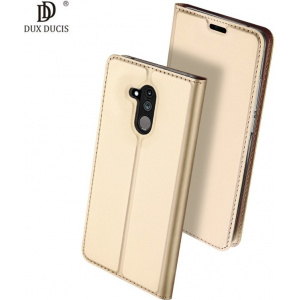 Etui DuxDucis SkinPro Huawei Mate 20 Lite Gold + Szkło
