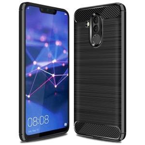 Etui HS Case SOLID TPU Huawei Mate 20 Lite Black